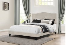 Kiley Bed In One - King - Fog