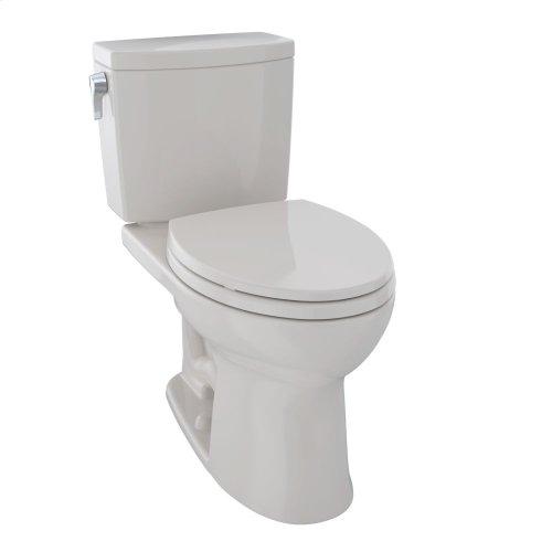 Drake® II 1G Two-Piece Toilet, Elongated Bowl, 1.0 GPF - Sedona Beige