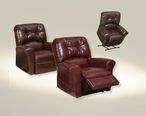 "Power Lift ""Lay Flat"" Recliner - Java"