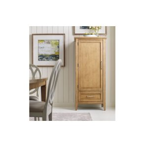 LEGACY CLASSIC FURNITUREEveryday Dining by Rachael Ray Pantry/Cabinet - Nutmeg