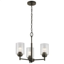 Winslow Collection Winslow 3 Light Mini Chandelier OZ