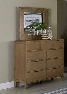 Drawer Dresser - Jute Finish Product Image
