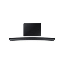 HW-J6000 Curved Soundbar w/Wireless Subwoofer