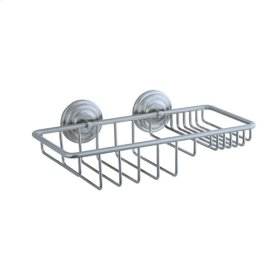 Highlands - Large Basket - Brushed Nickel