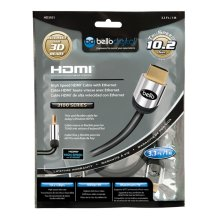 3100 Series 10.2 Gbps HDMI Cable from Bell'O Digital with Internet & 3D capability