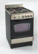 "20"" Deluxe Gas Range SSteel Product Image"