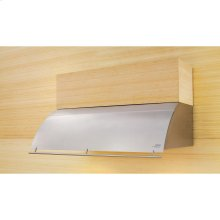 "30"" Cache Undercabinet Hood, 3 Speed Levels, BODY ONLY"