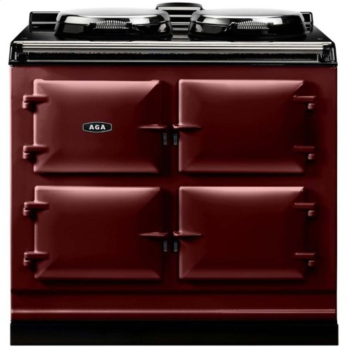 Duck Egg Blue AGA Dual Control 3-Oven All Electric
