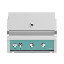 "36"" Hestan Outdoor Built-In Grill - G_BR Series - Bora-bora"