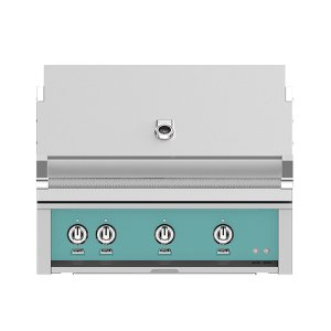 "Hestan36"" Hestan Outdoor Built-In Grill - G_BR Series - Bora-bora"