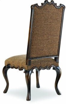 Canterbury Ebony Side Chair