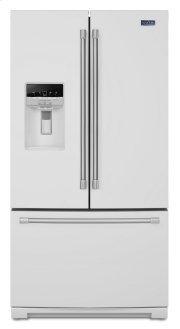 36-inch Wide French Door Refrigerator with PowerCold Feature - 27 cu. ft. Product Image