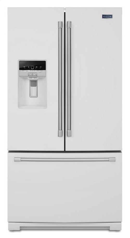 36-inch Wide French Door Refrigerator with PowerCold Feature - 27 cu. ft.