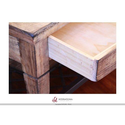 3 Drawer Sofa Table