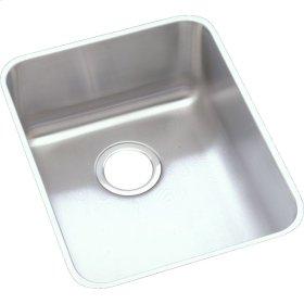 "Elkay Lustertone Classic Stainless Steel 16-1/2"" x 20-1/2"" x 5-3/8"", Single Bowl Undermount ADA Sink"