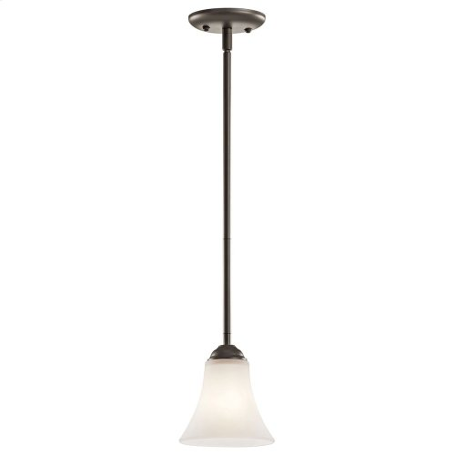 Keiran Collection Keiran 1 light Mini Pendant OZ