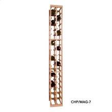Apex 7' Magnum/Champagne Column Modular Wine Rack