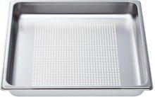 "Perforated cooking pan-full size, 1 5/8"" deep CS2XLPH"