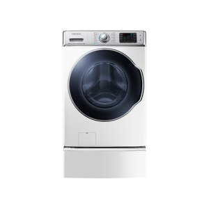 SamsungWF9100 5.6 cu. ft. Front Load Washer with SuperSpeed