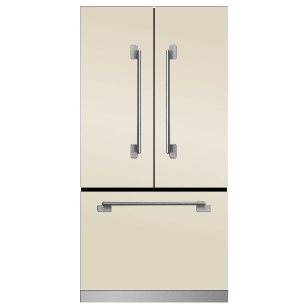 AGAIvory Elise French Door Refrigerator