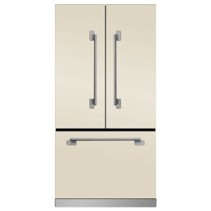 AGAGloss Black Elise French Door Refrigerator