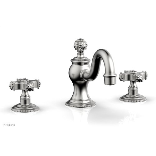 MARVELLE Widespread Faucet 162-01 - Satin Chrome