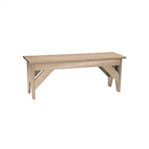 B02 4' Basic Bench