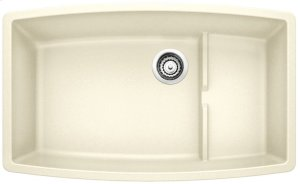 Blanco Performa Cascade Super Single Bowl - Biscuit