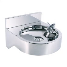 Noah's Collection Commercial Series wall mount, drinking fountain.