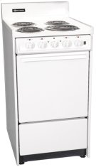 """20"""" Free Standing Electric Range Product Image"""