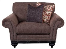 Burgundy Chair