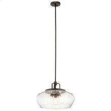 Davenport Collection Davenport 3 Light Pendant/Semi Flush OZ
