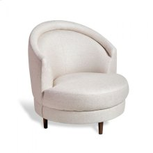 Capri Swivel Lounge Chair - Cream