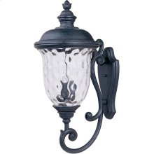 Carriage House DC 3-Light Outdoor Wall Lantern