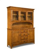 Pasadena Revival China Hutch Product Image