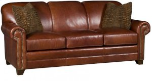 Annika Leather Sofa