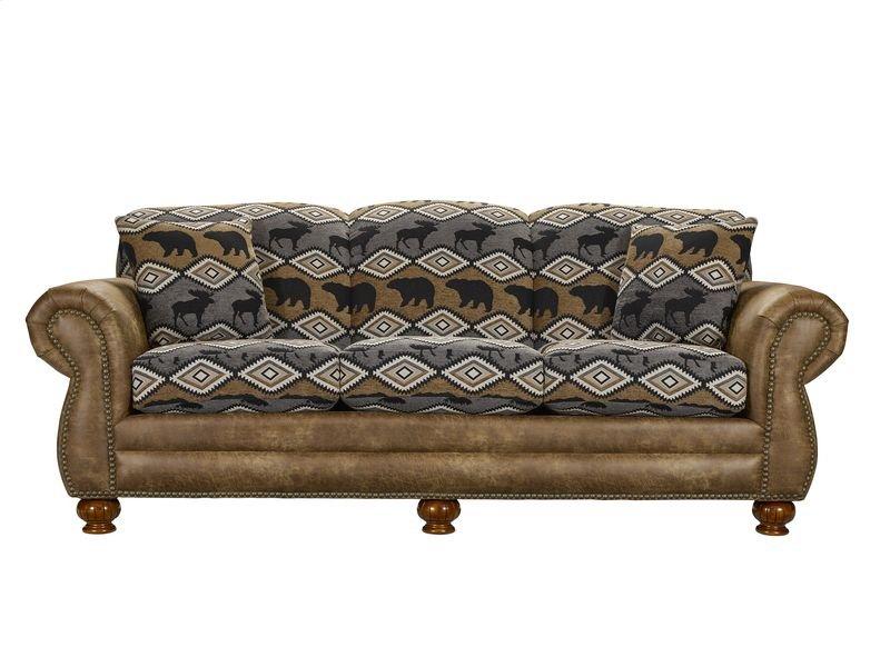 Two Tone Sofa
