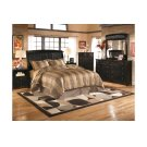 Harmony - Dark Brown 2 Piece Bed Set (King) Product Image