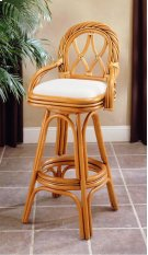 New Twist Bar Stool 24in Product Image