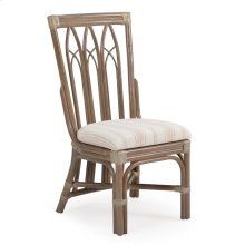 Rattan Dining Side Chair 8111
