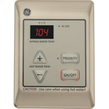 GE® Optional Tankless Remote Controller