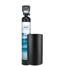 "Highly Efficient Twin Tank Softener with Advanced Touch Screen Valve, Suitable for Homes with 3/4"" to 1 1/2"" Line Sizes. Larger Capacity for Greater Usage and/or Harder Water."