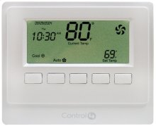 Control4® Wireless Thermostat