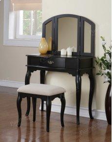 Vanity W/ Stool Product Image