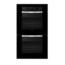 "Black 30"" Double Electric Touch Control Select Oven - DEDO (30"" Double Electric Touch Control Select Oven)"