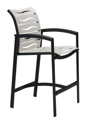 Elance EZ SPAN Bar Stool Wave Segment