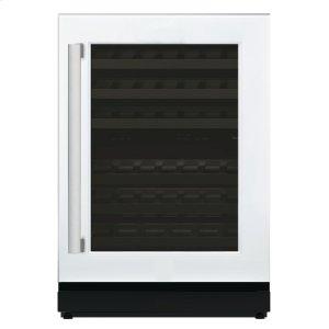 THERMADOR24 3/16'' Glass Door Wine Reserve Right Hinge Custom Panel Ready T24UW800RP