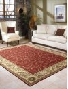 Somerset St02 Red Rectangle Rug 2' X 2'9''