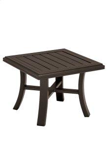 """Banchetto 24"""" Square Tea Table"""