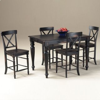 Roanoke X-Back Counter Stool